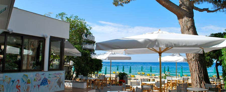 Hotel Lorenza Isola D Elba Bed Amp Breakfast Sulla